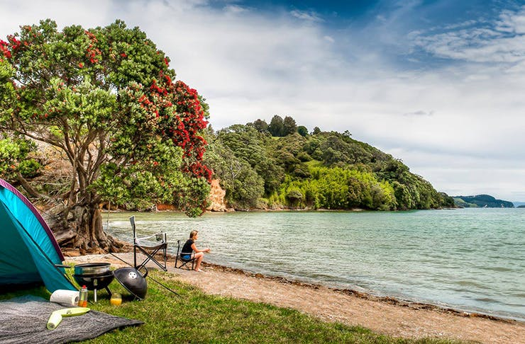 NZ's Most Beautiful Campsites
