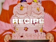 Recipe: Miss Trixie's Gin-Fuelled Coconut Mother's Day Cake