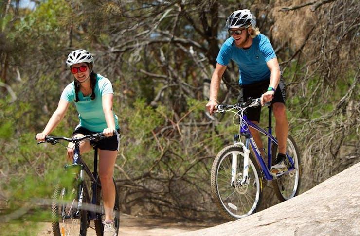 mountain biking victoria