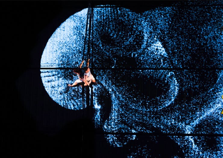 A Seriously Captivating Aerial Show Is Coming To The Sunshine Coast