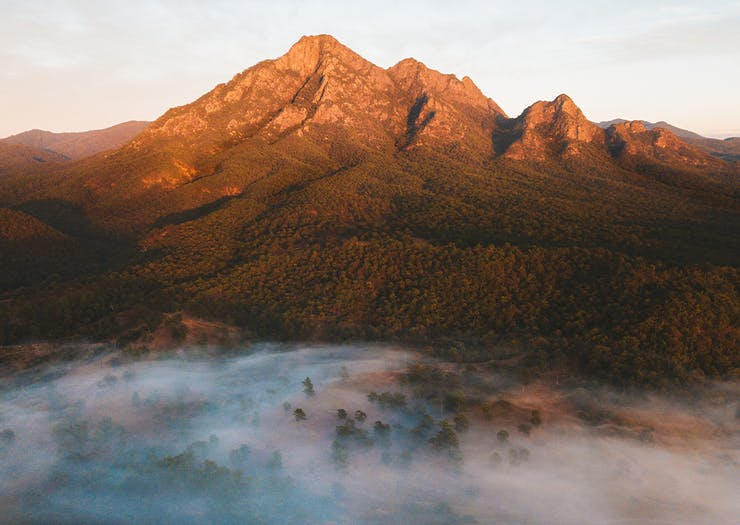 Lace Up, Here's 10 Mountain Hikes Near Brisbane To Get Your Heart Pumping