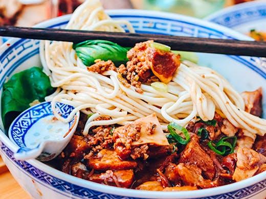 mr Chen beef noodle, noodles, Chinese, cantonese, dumplings, soup, chinatown, Haymarket