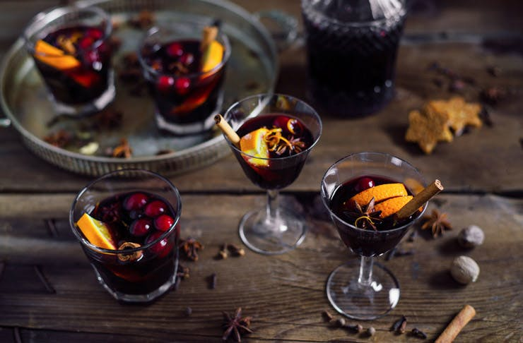 best bars to get mulled wine in Sydney 2016