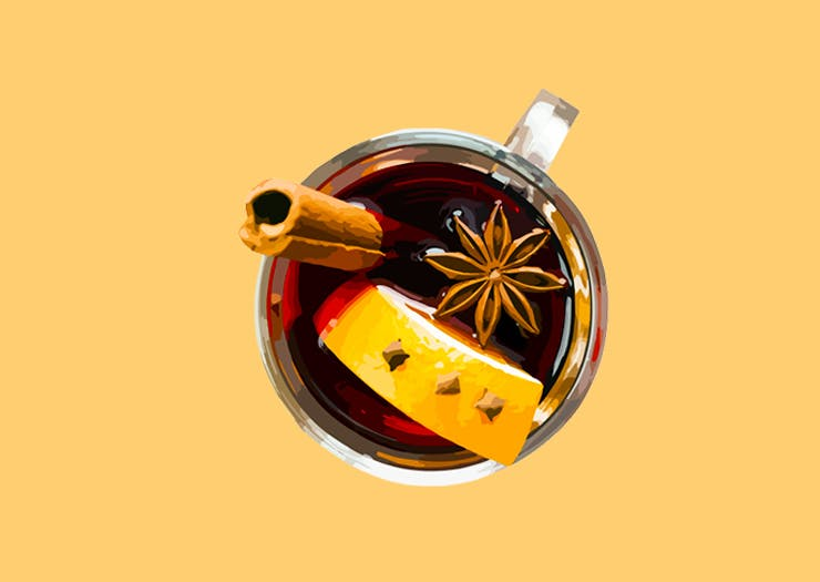 Melbourne's Mulled Wine & Hot Cheese Party Is Back This Weekend