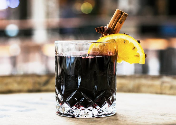Get Toasty This Winter At A Pop-Up Mulled Wine Station In Mooloolaba