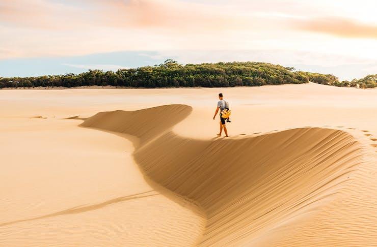 Multi-Day Hikes Near Brisbane