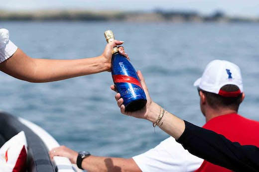 Raise Your Flutes, You Can Now Get Champagne Delivered To You On A Jet Ski