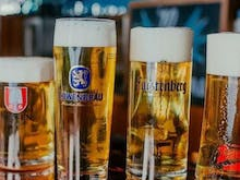 Prost! A Ginormous Beer Hall Is Opening In Brisbane Tomorrow