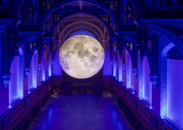 Museum Of The Moon Popping Up All Over The World