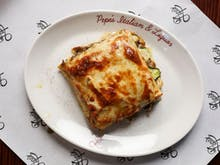 Cook Up The Perfect Comfort Food With This Mushroom Lasagne Recipe From Pepe's Italian And Liquor