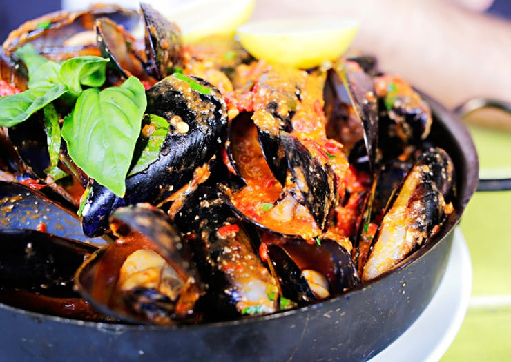 Do You Even Lift, Bro? | The Search For Sydney's Best Mussels
