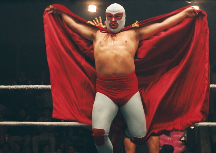 There's A Mexican Wrestling Tequila Party Coming To Melbourne