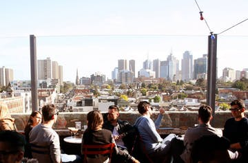 The Comprehensive List Of Melbourne's Best Rooftop Bars