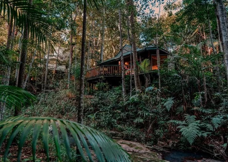 This Queensland Retreat Was Just Named The Most Romantic Hotel In The World