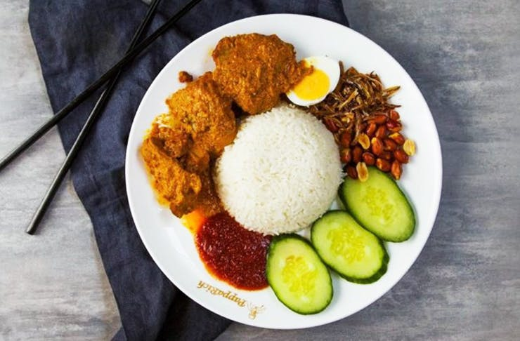 nasi lemak eatclub app