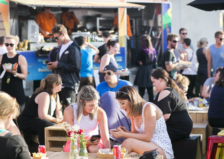 coburg food truck pop up