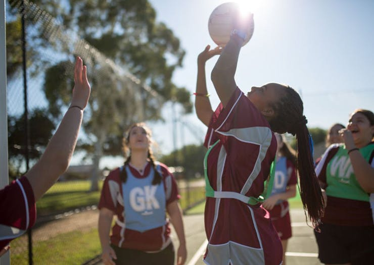 Here's Where You Can Play Social Netball In Melbourne