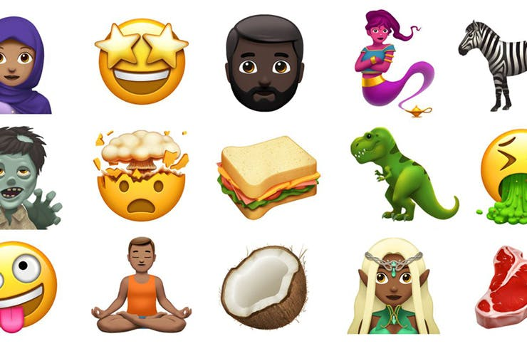 apple new emoji