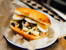 The Verdict | We Check Out Melbourne's Home Of The Fricassee Sandwich, New Jaffa