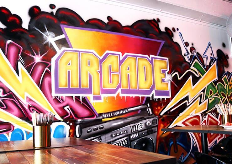 New Opening: Arcade