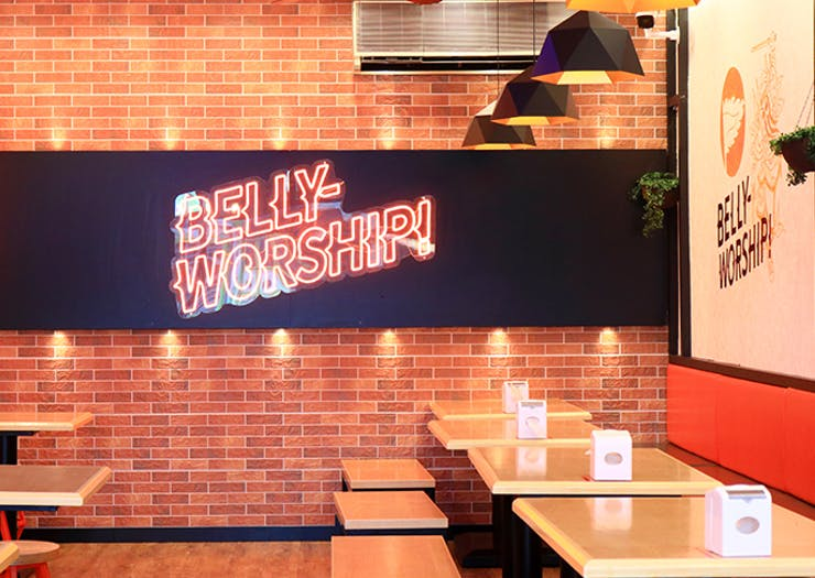 New Opening: Belly Worship