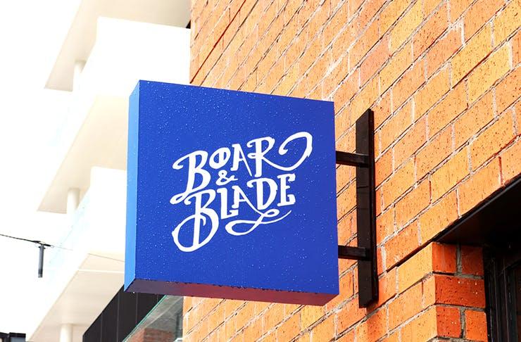 New Opening: Boar & Blade Wynyard Central