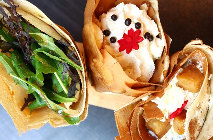New Opening: Captain Crêpes