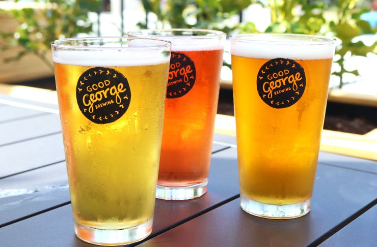 New Opening: Good George Craft House
