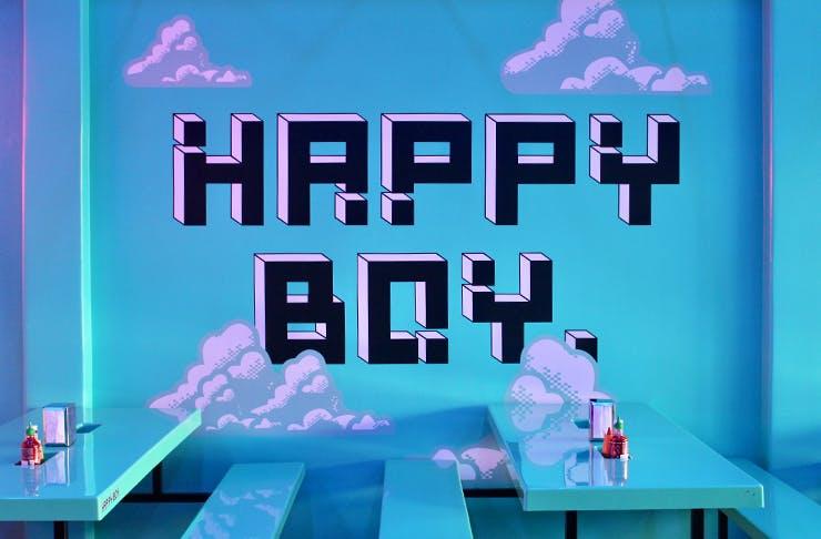 New Opening: Happy Boy