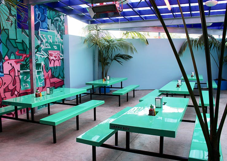Auckland's Quick And Cheerful Restaurants