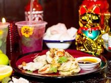 New Opening: Lucky Lucky Dumplings