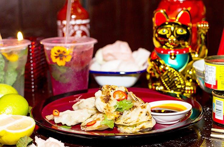 best dumplings in auckland, lucky lucky dumplings, las vegas auckland