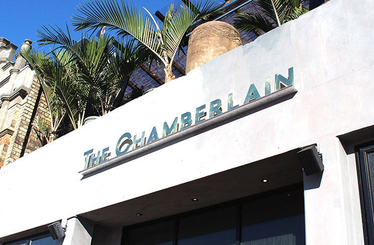 New Opening: The Chamberlain