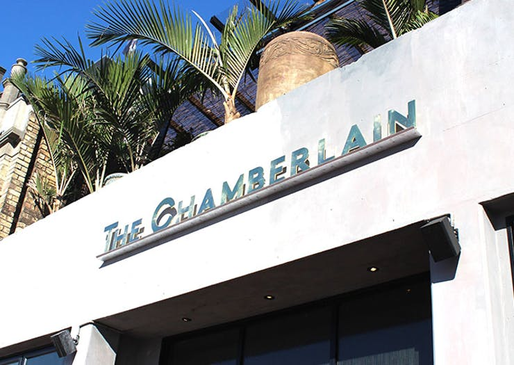 New Opening: The Chamberlain