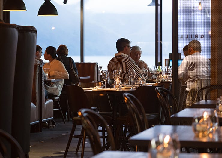 New Zealand's Newest Destination Restaurant Is Next Level Incredible