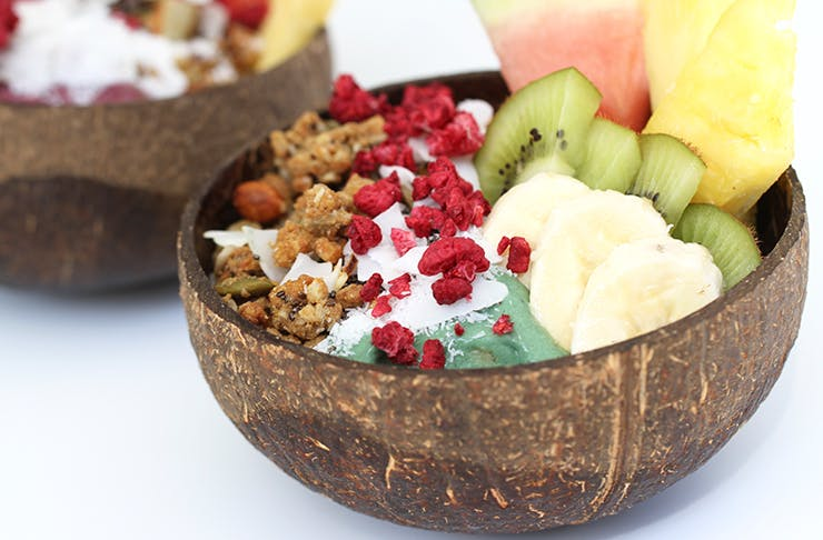 Auckland's Best Smoothie Bowls