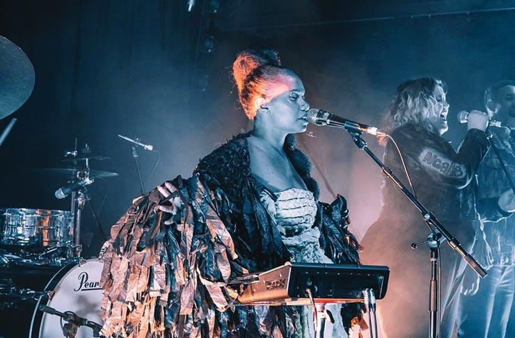 Ngaiire Support Australian Music Industry