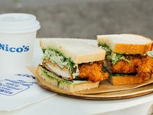 Peep Fitzroy's Latest Lunch Obsession, Nico's Sandwich Deli