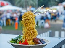 Get Drooling, The Night Noodle Markets' Dates And Line-Up Have Been Announced