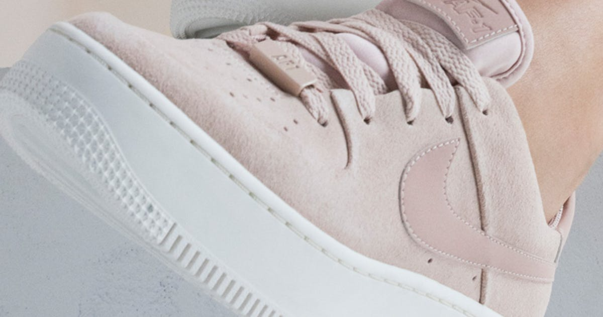 1342716ceedce Nike's New Female-Designed Air Force 1s Are Landing This Week ...