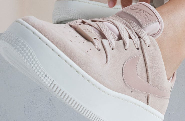 Nike S New Female Designed Air Force 1s Are Landing This