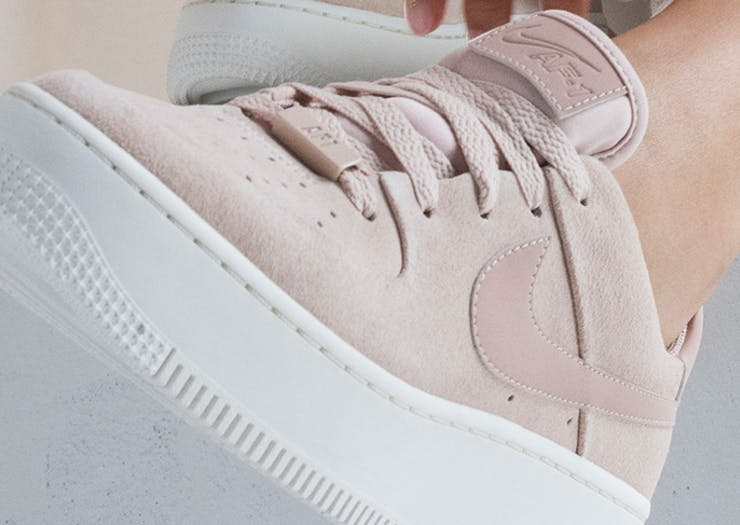 Nike's New Female-Designed Air Force 1s Are Landing This Week