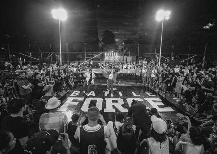 Nike's Massive Free Streetball Championship Returns To Melbourne This Month