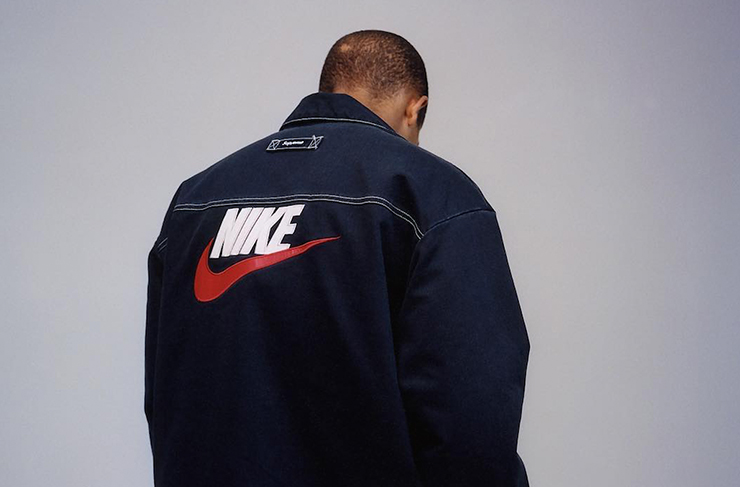 WeekAustralia Collab Is Out This Supreme New X Fw18 The Nike CsxdQrth