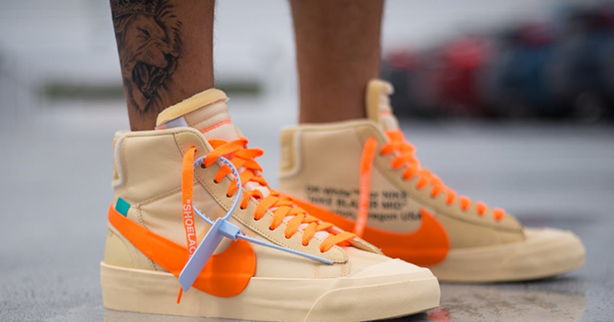 casalinga Citare Trapunta  We're Calling It: Off-White X Nike's Collab Is The Sneaker Drop Of The Year  | Urban List