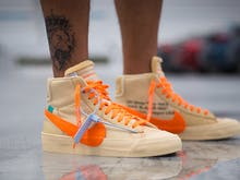 We're Calling It: Off-White X Nike's Collab Is The Sneaker Drop Of The Year
