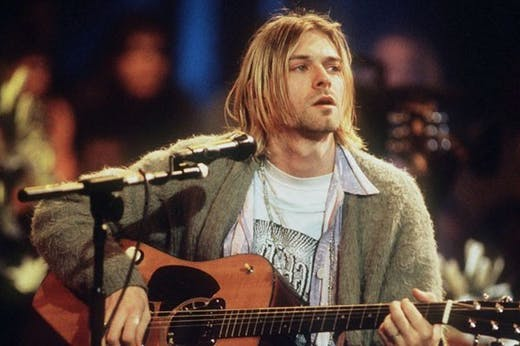 Here's Where You Can See Nirvana Unplugged Performed Live This Weekend