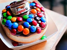 Round Up Your Sweet-Loving Mates, A Nutella Festival Is Happening This Week