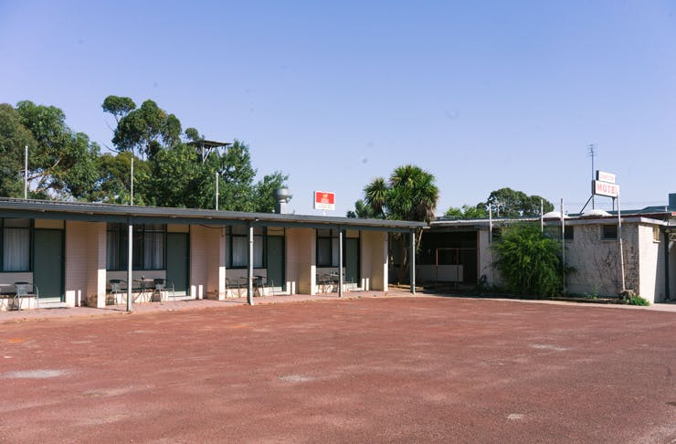 This Isolated Victorian Country Motel Is Holding Another Massive Gig In April