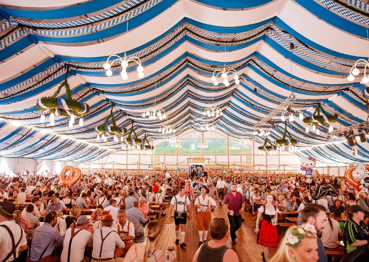Oktoberfest Is Coming Back To Brisbane This Year So Dust Off Your Lederhosen